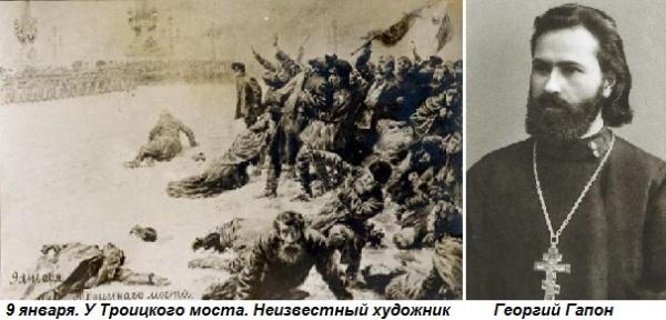 Этот день вистории: 1905 год— «Кровавое воскресенье»