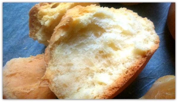 Хлебчики на молоке ...
