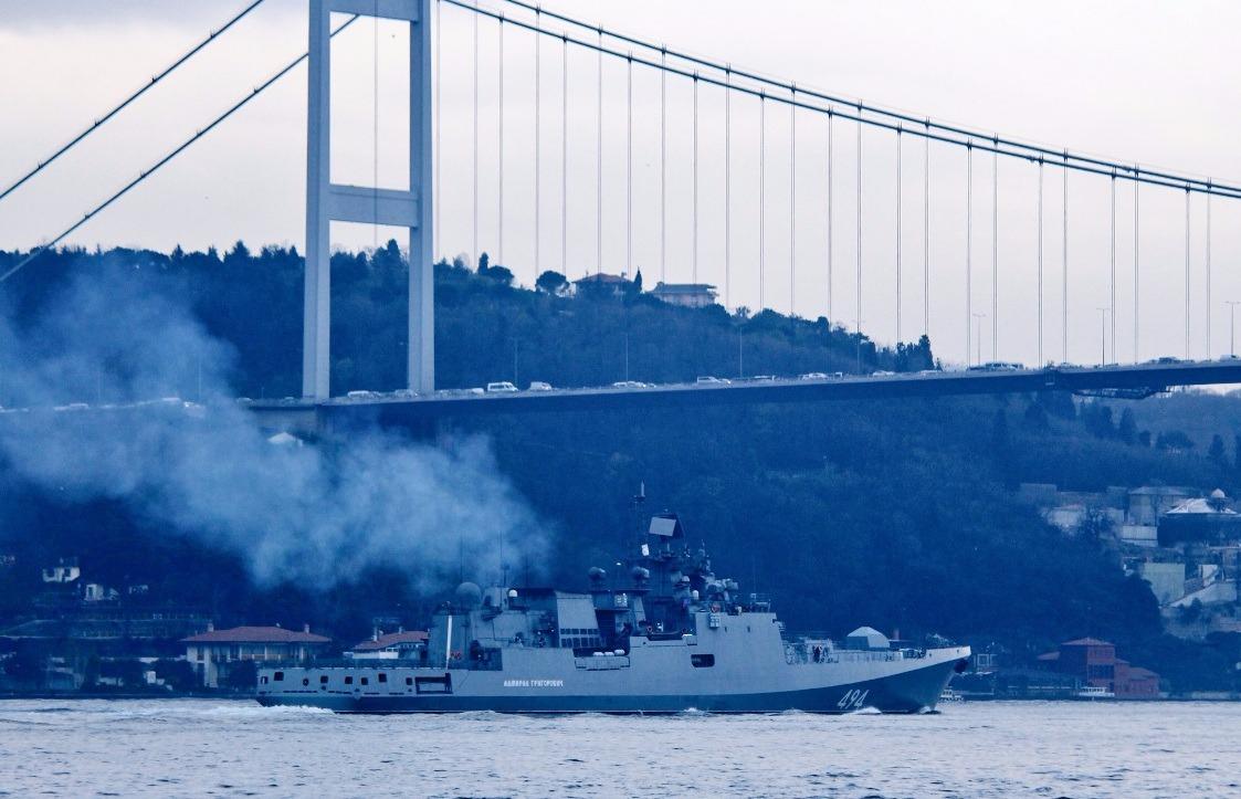 ВМС России срочно возвращают…
