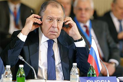Лавров нашел американских дипломатов среди митингующих против российских властей