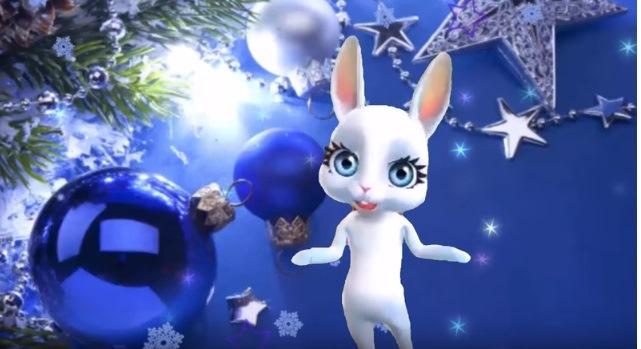 «В день чудесный Рождества Вам желаю волшебства…»