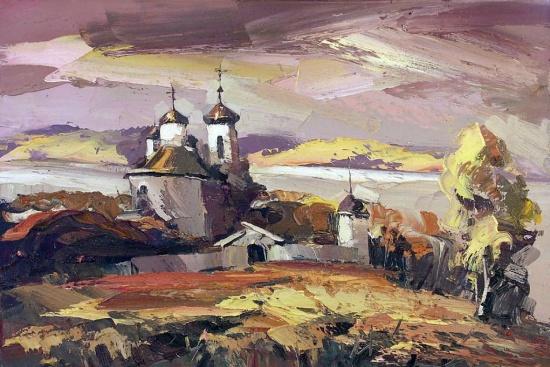 художник Иван Агеев картины – 14