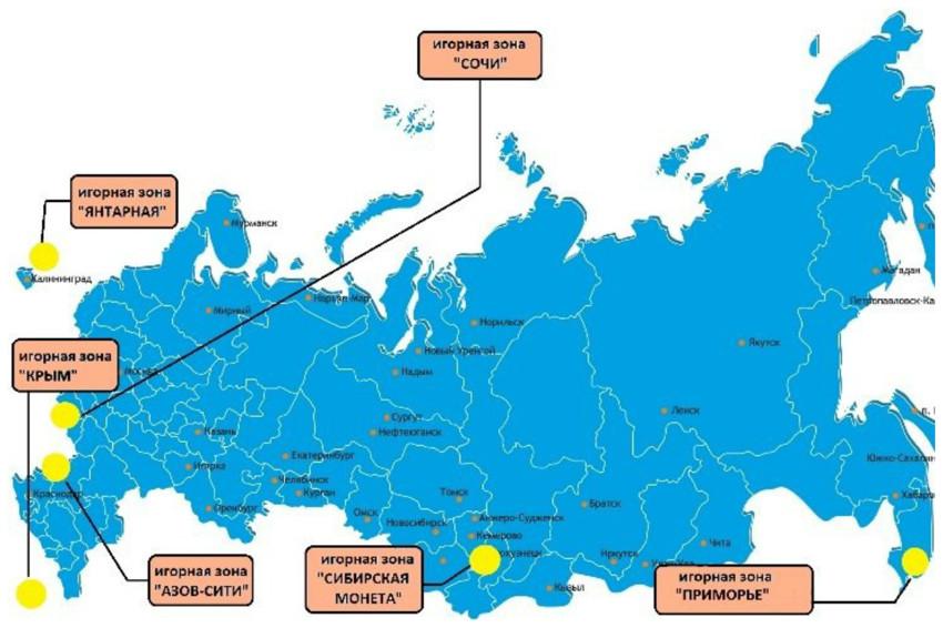 Поразил Росии Будет В Каких Казино Городах говоря
