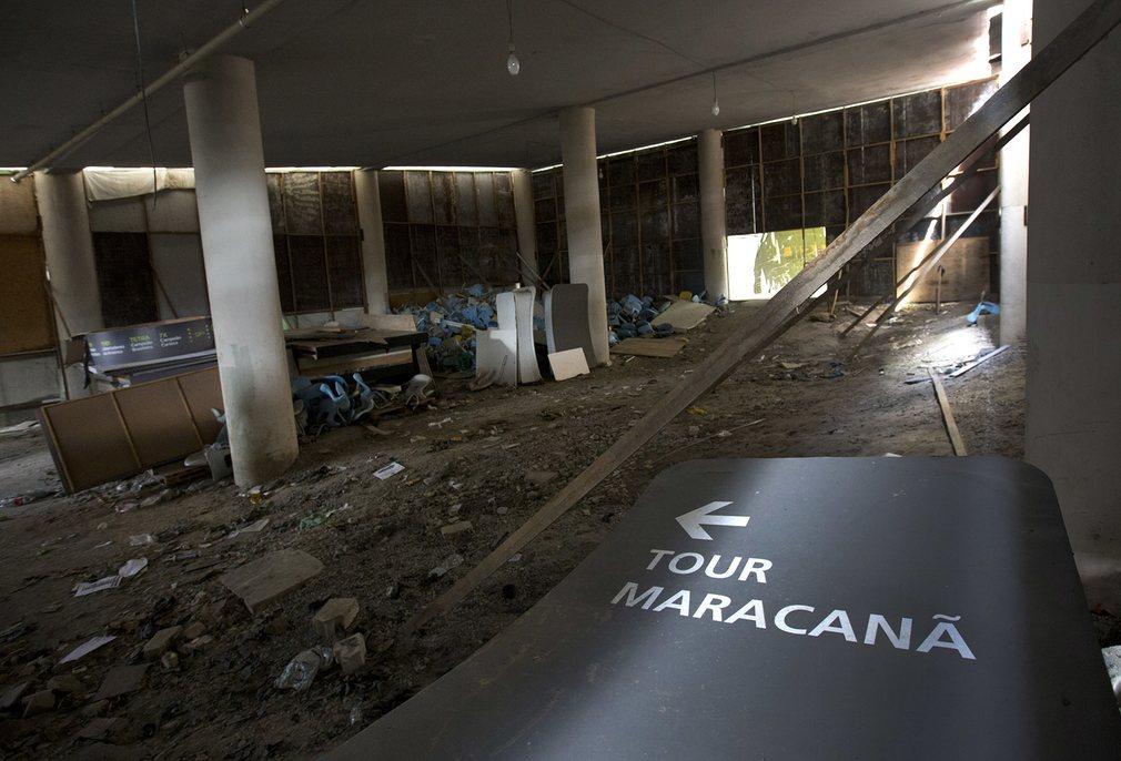 Олимпийские игры в Рио-де-Жанейро: полгода спустя