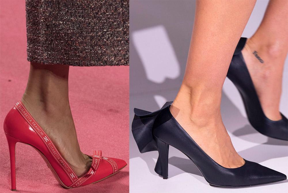туфли 2019 модные тенденции
