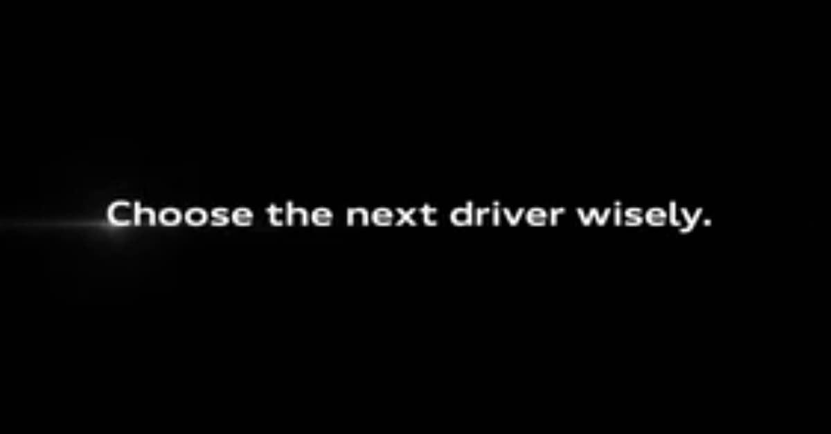 Audi снял рекламу с отсылкой к выборам президента США