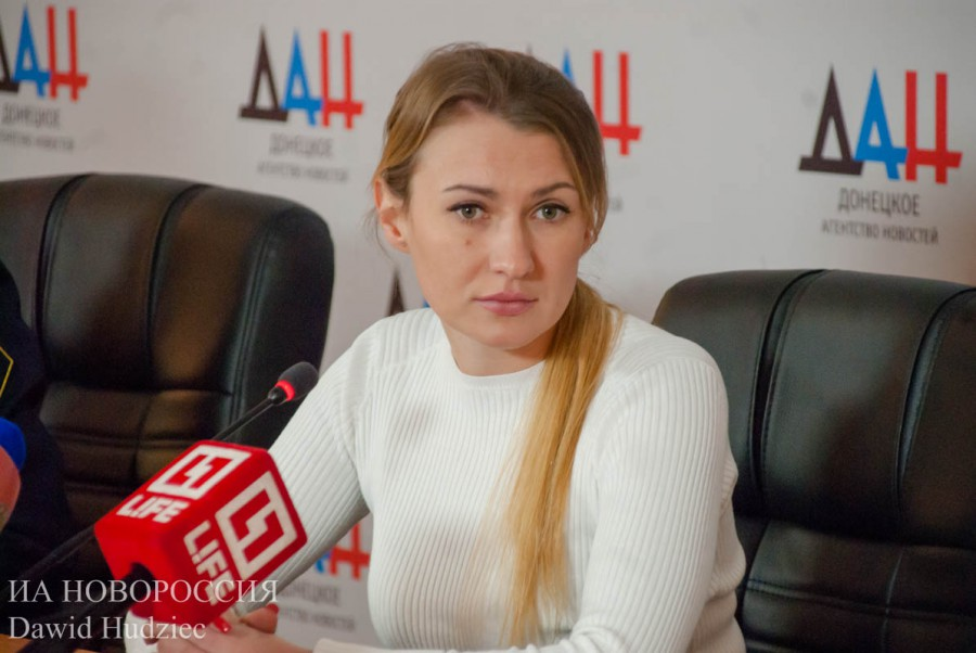 Дарья Морозова: Предложения Савченко по обмену неприемлемы