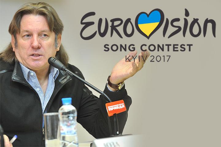 Юрий Лоза: Я могу поехать на «Евровидение» на Украину и спеть песню по-русски