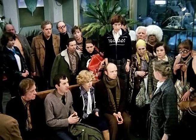 Ретро-рецензия. Почему «Гараж» - самый страшный фильм СССР