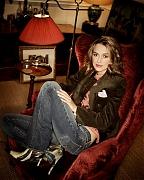 Кира Найтли (Keira Knightley) в фотосессии Шона Макменоми (Sean McMenomy) (2003)