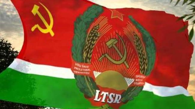 В Литве заявили о том, что кормили и содержали весь Советский Союз