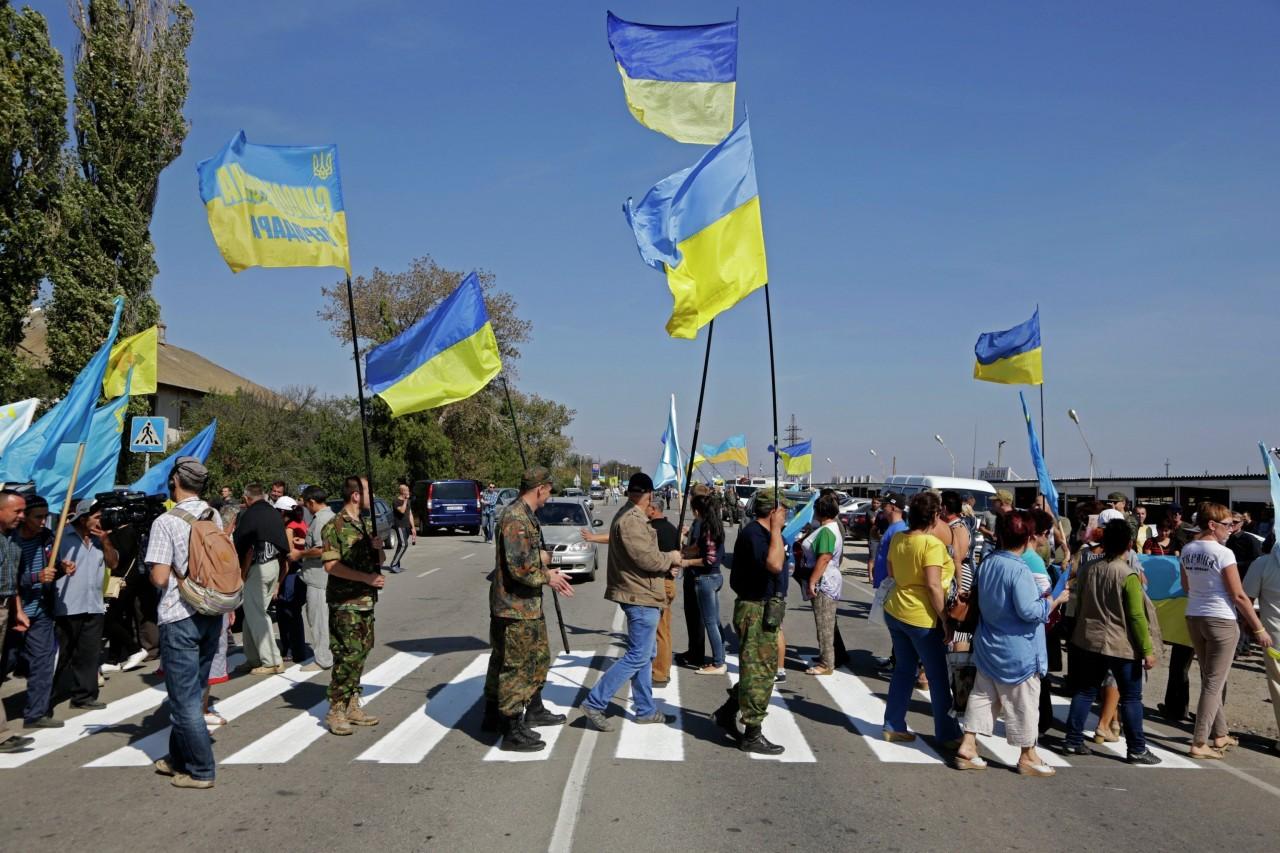 Пять причин, почему Украина должна резко изменить политику по Крыму