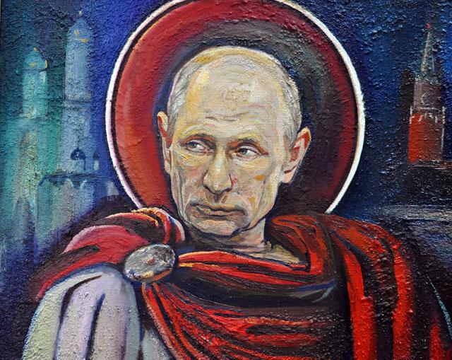 Путин, спаси и защити родной народ в новом году от твоих плохих бояр!