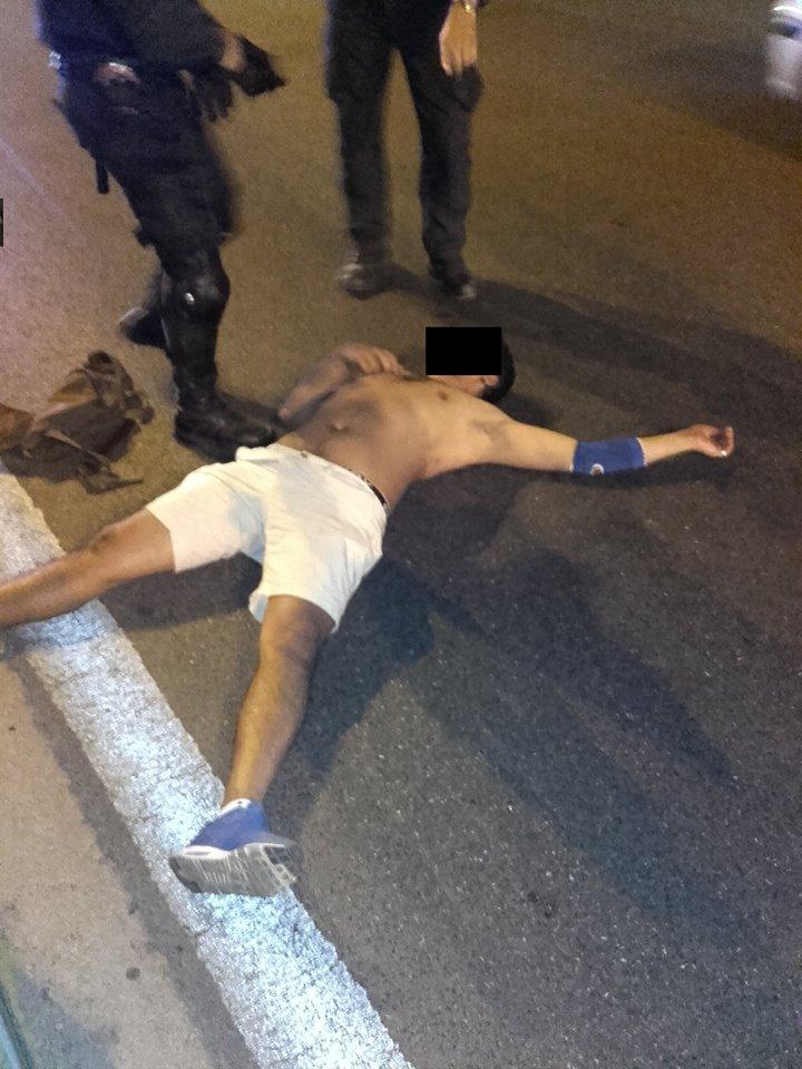 """""""Тут вам не Голландия"""": Греческий каратист уложил нелегала с ножом,нападающего на прохожих"""
