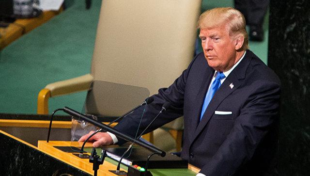 Трамп ответил на речь главы МИД КНДР, назвавшего его психически больным