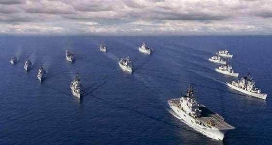 НАТО с Украиной отрепетируют захват Крыма?