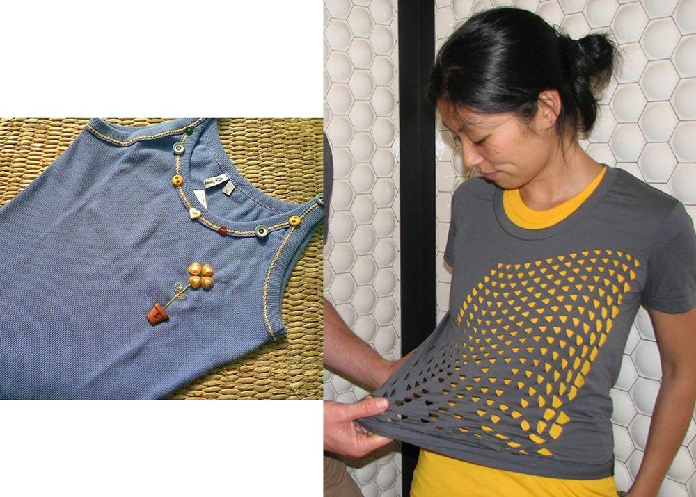 шитье одежда