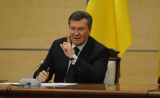 Как токсичный Янукович Майдан организовал