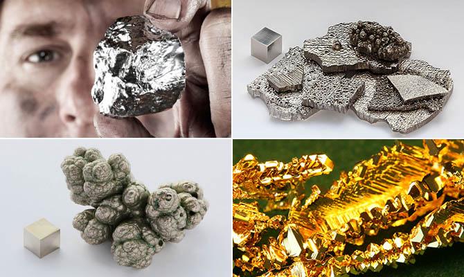 Интересные факты о металлах + Видео