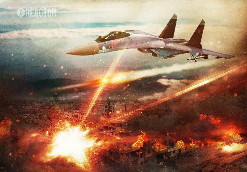ВКС РФ наводят ужас в Дейр эз-Зоре: боевики ИГ бегут из ключевых городов