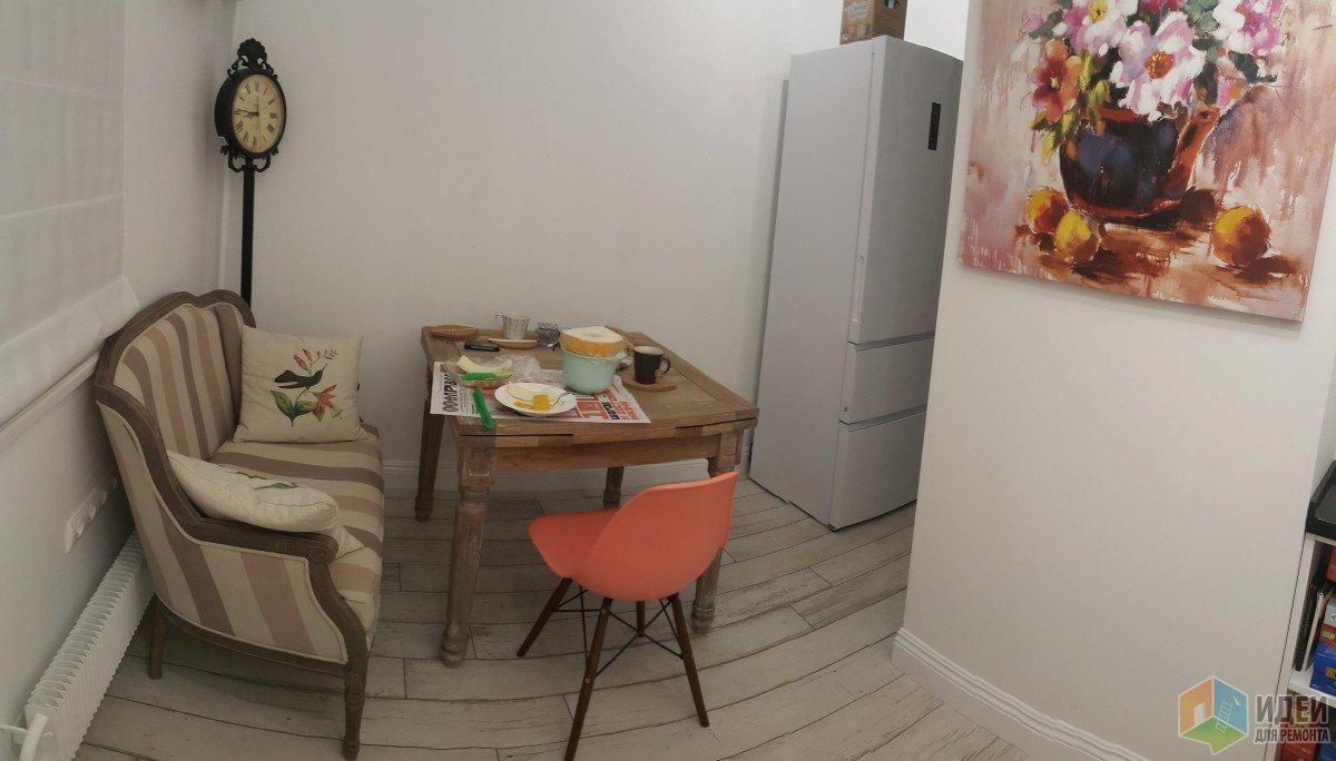 Белая кухня или мое виденье скандинавского стиля