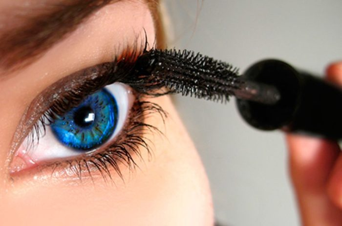 Красивый макияж глаз в домашних условиях — учимся краситься с нуля