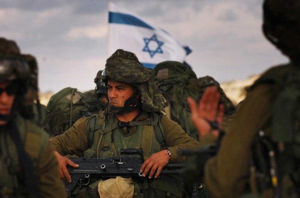 Рассказ очевидца с Голанских высот: Израильские танки атаковали сирийских военных