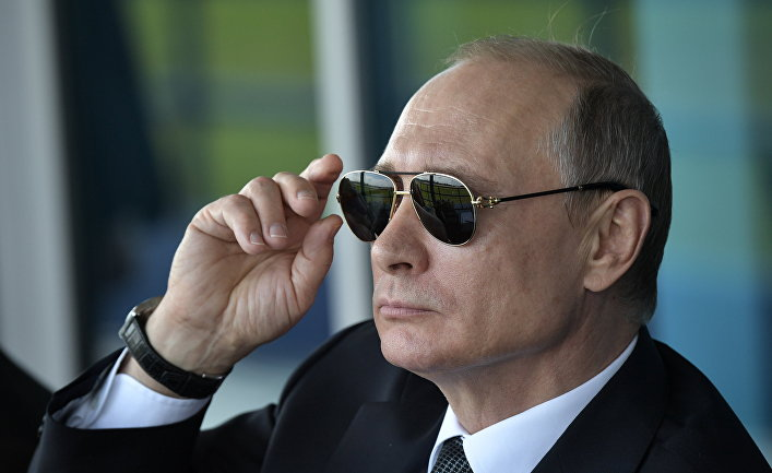 Американцы: судьба мира в руках Путина
