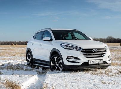 Hyundai Tucson подешевел: компания пересмотрела комплектации