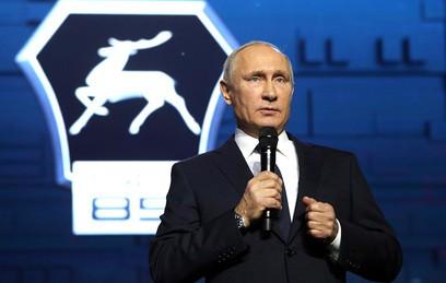 Путин объявил об участии в президентской гонке