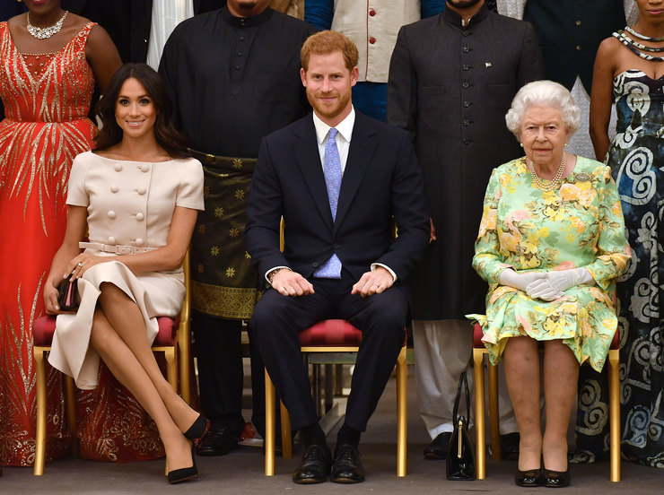 Королева Елизавета II возмут…