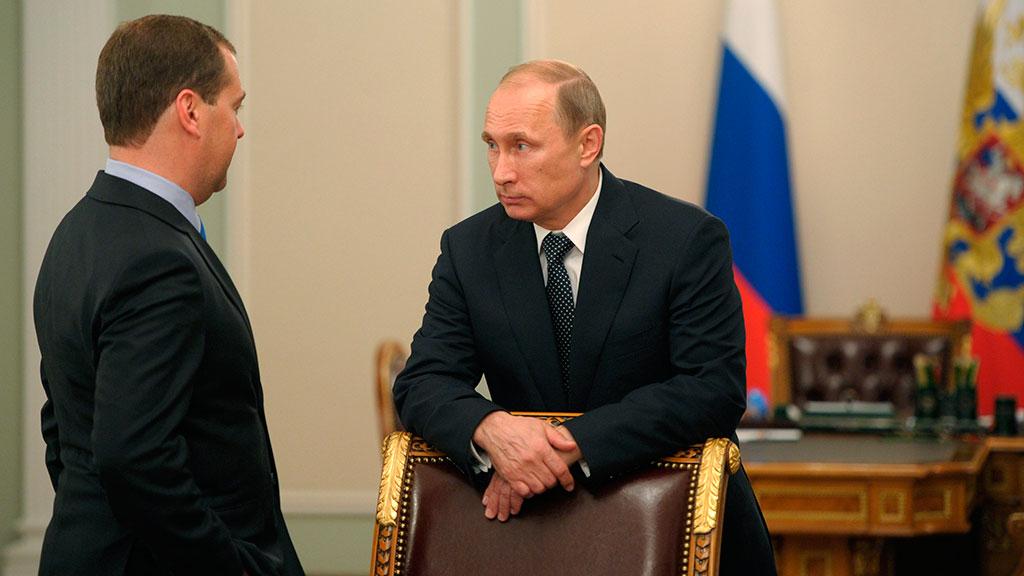 Деятельность Путина поддерживают более 80% россиян