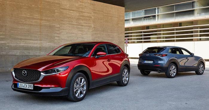 Mazda сертифицировала в России кроссовер CX-30