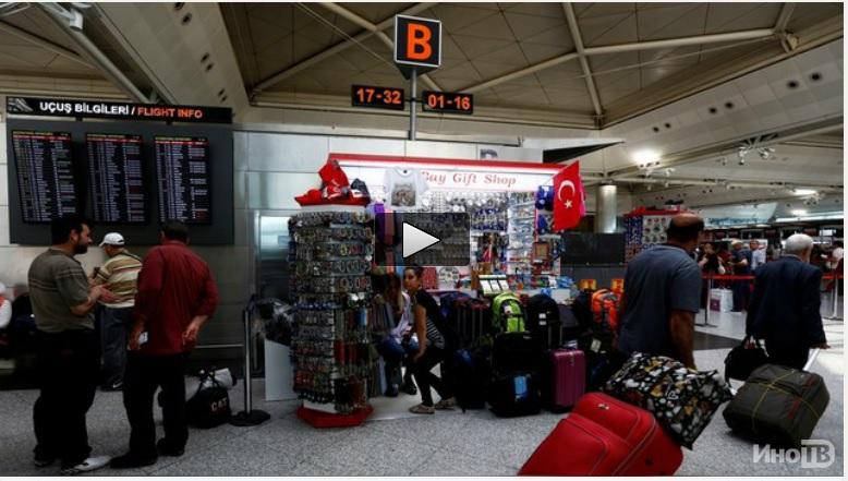 CNN: Для Турции возвращение россиян – как бальзам на душу