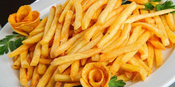 Картофель «фри»  без жира и масла. Просто и не хлопотно!