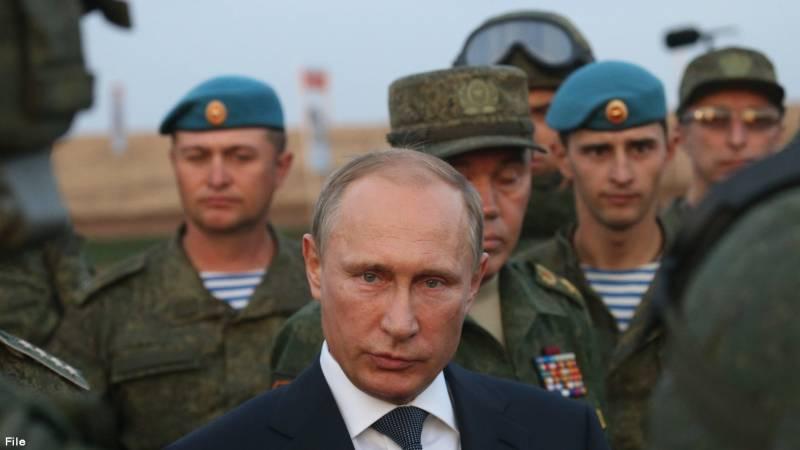Жёсткая сила России.