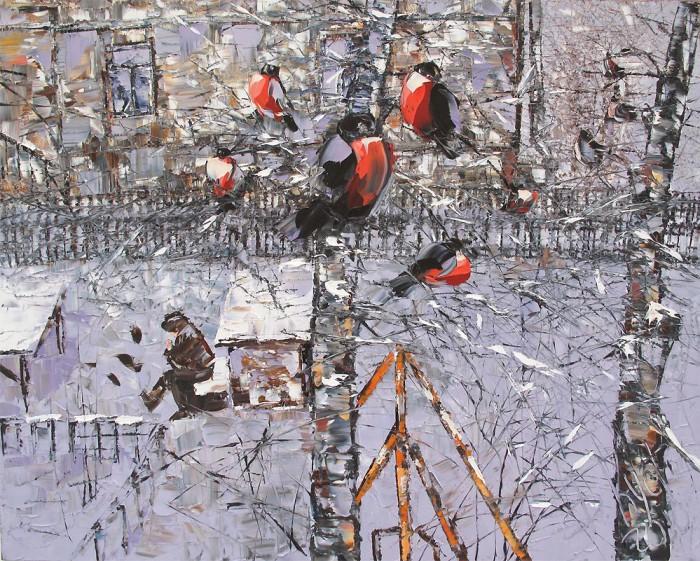 художник Дмитрий Кустанович - 09