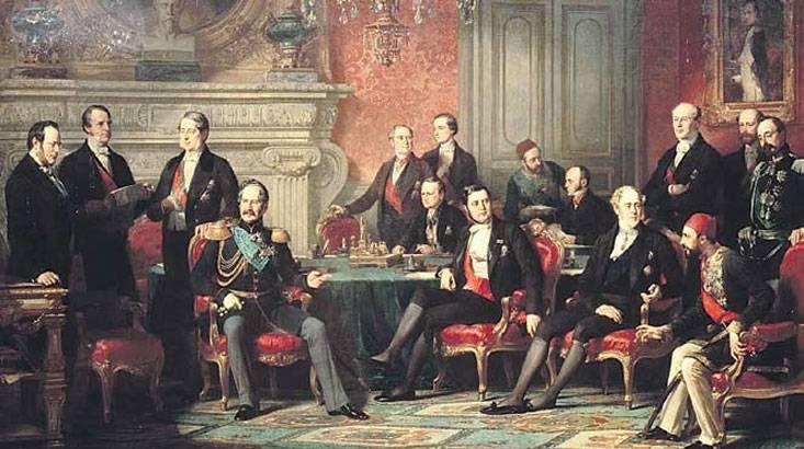 Парижское сражение Крымской войны