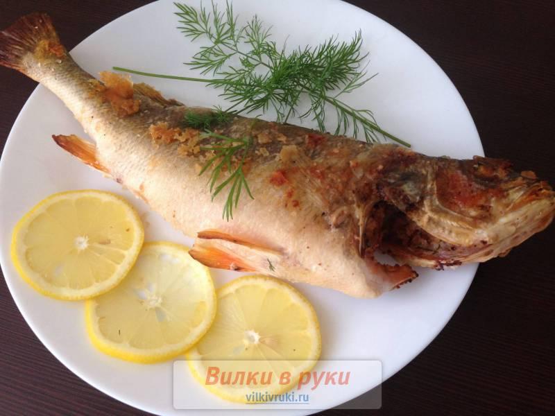 Блюда из икры окуня рецепты с фото