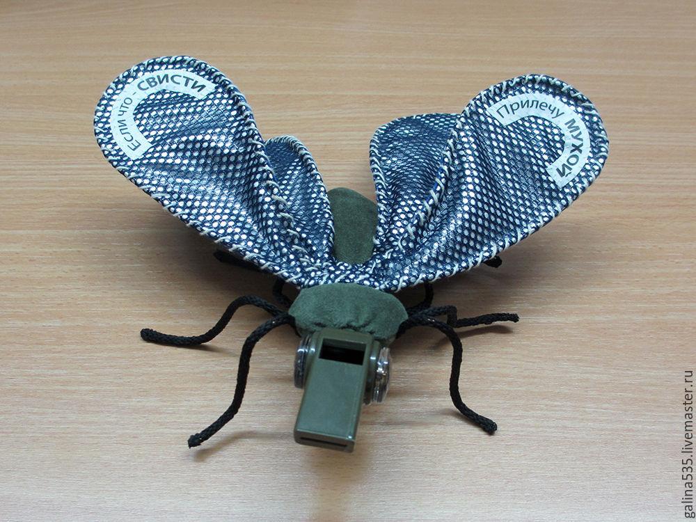 Шъём смешную муху