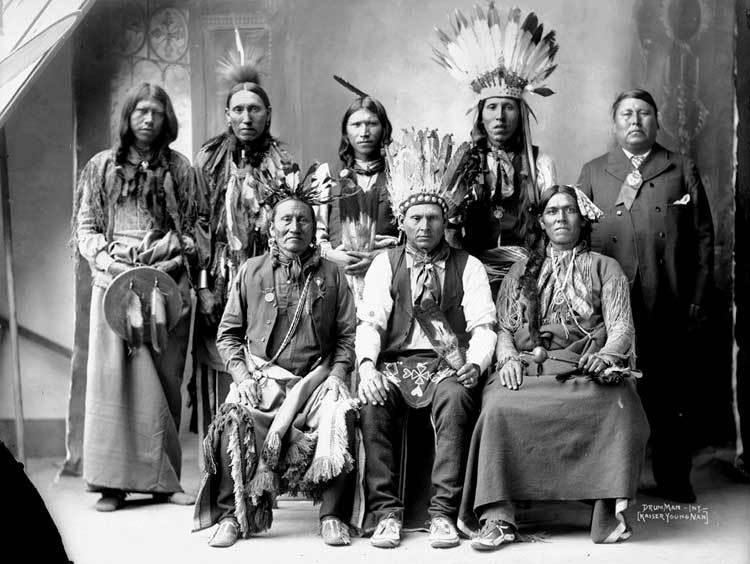 Индейцы никогда не стриглись... Причина вызывает оторопь и заставляет задуматься