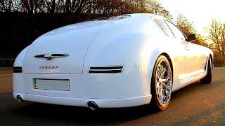 ГАЗ 20 SL - Лучший тюнинг! Тот самый ГАЗ 20 ПОБЕДА на базе Toyota Mark