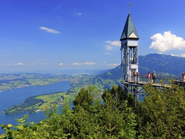 Hammetschwand Lift, ШвейцариÑ, Люцерн — Ðидвальден