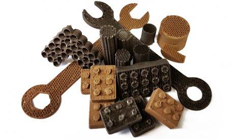 Ученые осваивают 3D-печать полезных предметов из «неземных» материалов