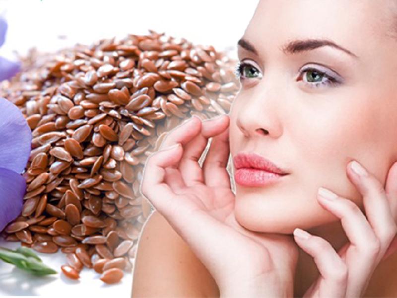 Льняное семя вместо ботокса: всего 10 процедур – и вы себя не узнаете!