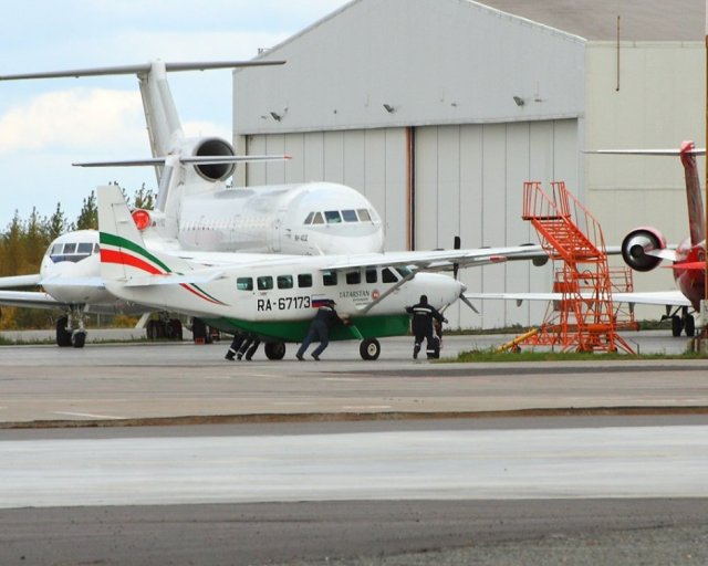 Росавиация увеличит размер иска к «Татфондбанку» по «пропавшим» Cessna