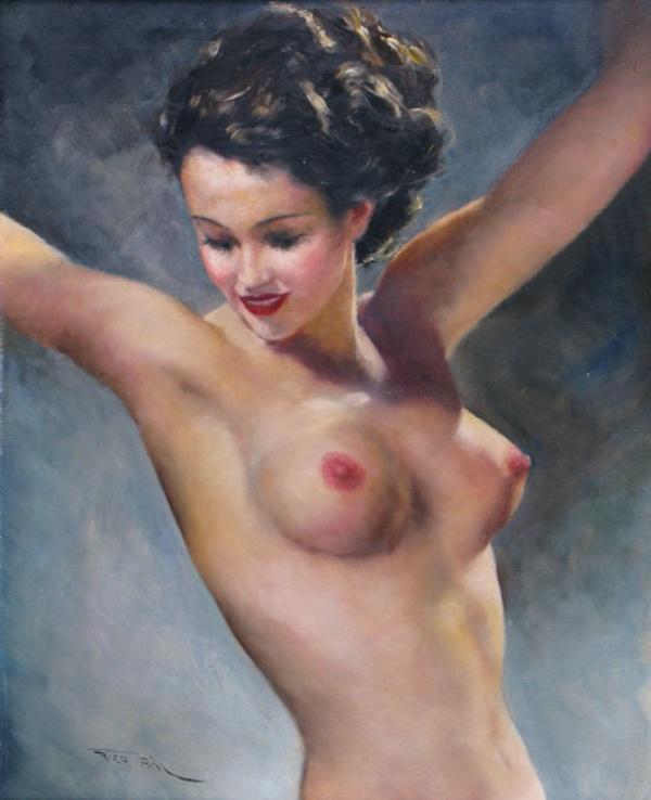 22 шедевра живописи в стиле ню