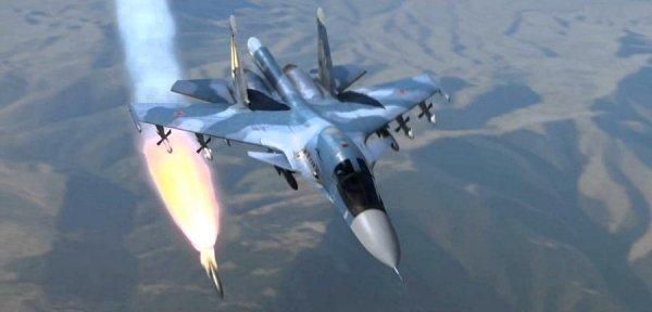 ВКС РФ спешат на помощь: разгром под Аль-Бабом и его последствия