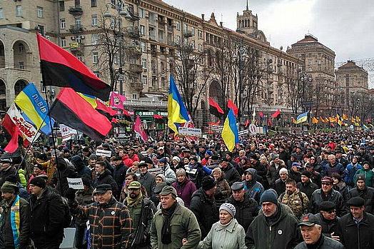 Почему больше не жаль Киев. Валентин Филиппов