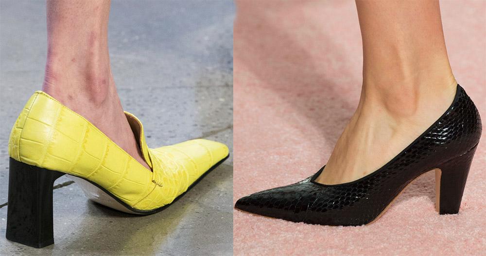 Красивые туфли 2019